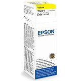EPSON Yellow Ink Cartridge [T6644] - Tinta Printer Epson